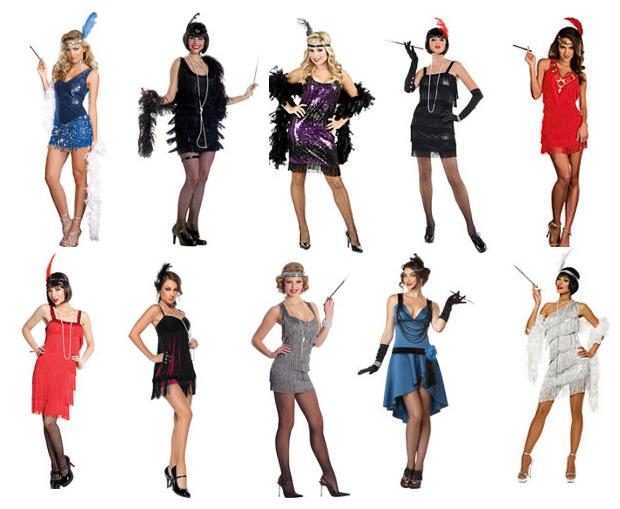 Roaring 20s Halloween Costumes