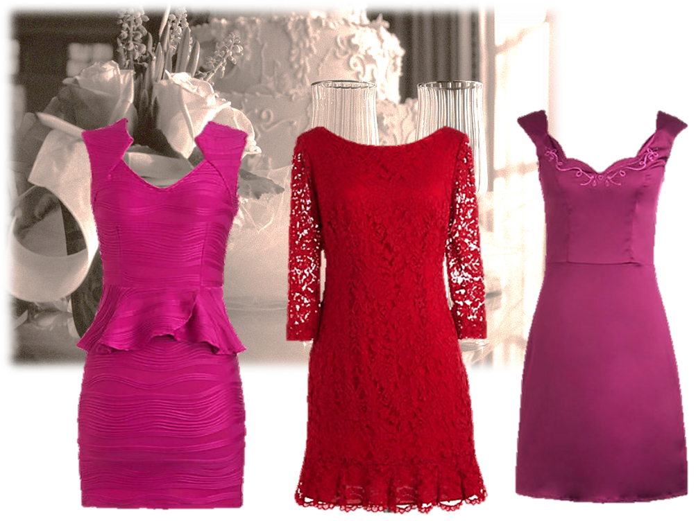 What to wear to a fall wedding magnify your stlye for Semi formal dress for wedding guest