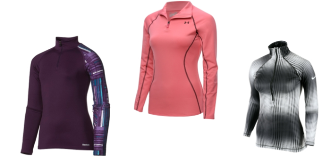 Long Sleeve Winter Workout Gear