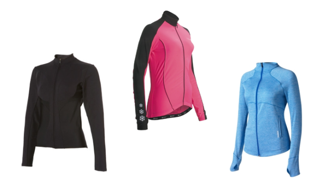 Winter Fitness Jackets