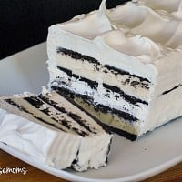Marion of Life Taste Good Ice Cream Sandwich Cake