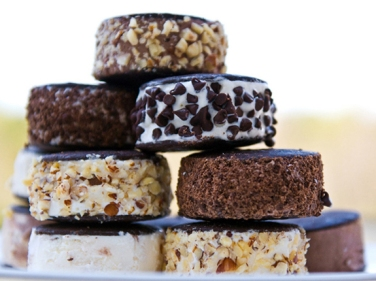 Jennifer Segal's Semi Homemade Ice Cream Sandwiches
